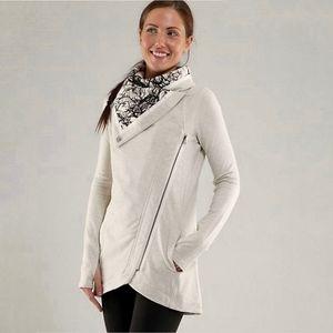 Lululemon | Method Wrap Zipper Jacket
